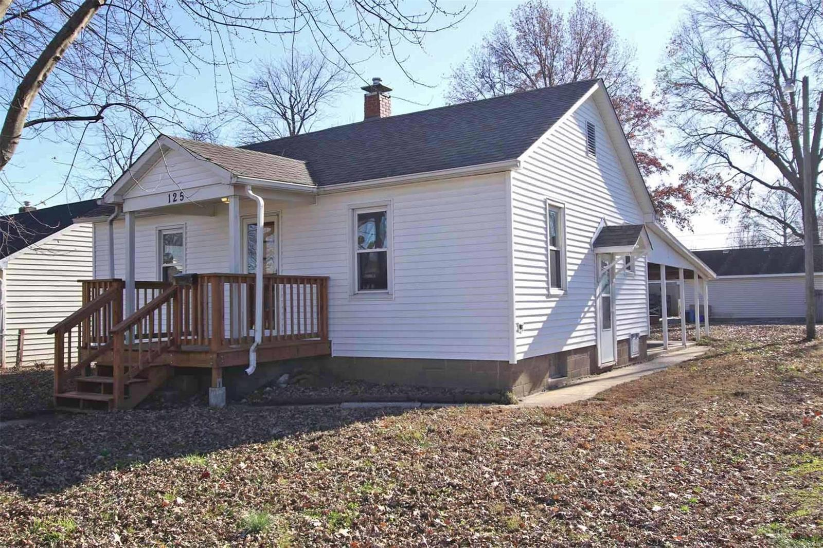 125 E 3rd Street Property Photo - Roxana, IL real estate listing