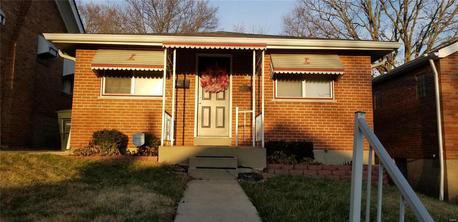 6023 Grimshaw Avenue Property Photo - St Louis, MO real estate listing