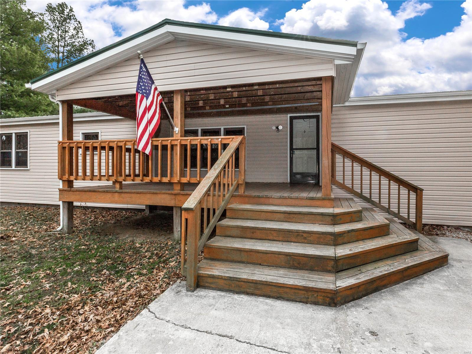 291 Hug Cemetery Road Property Photo - Pocahontas, IL real estate listing
