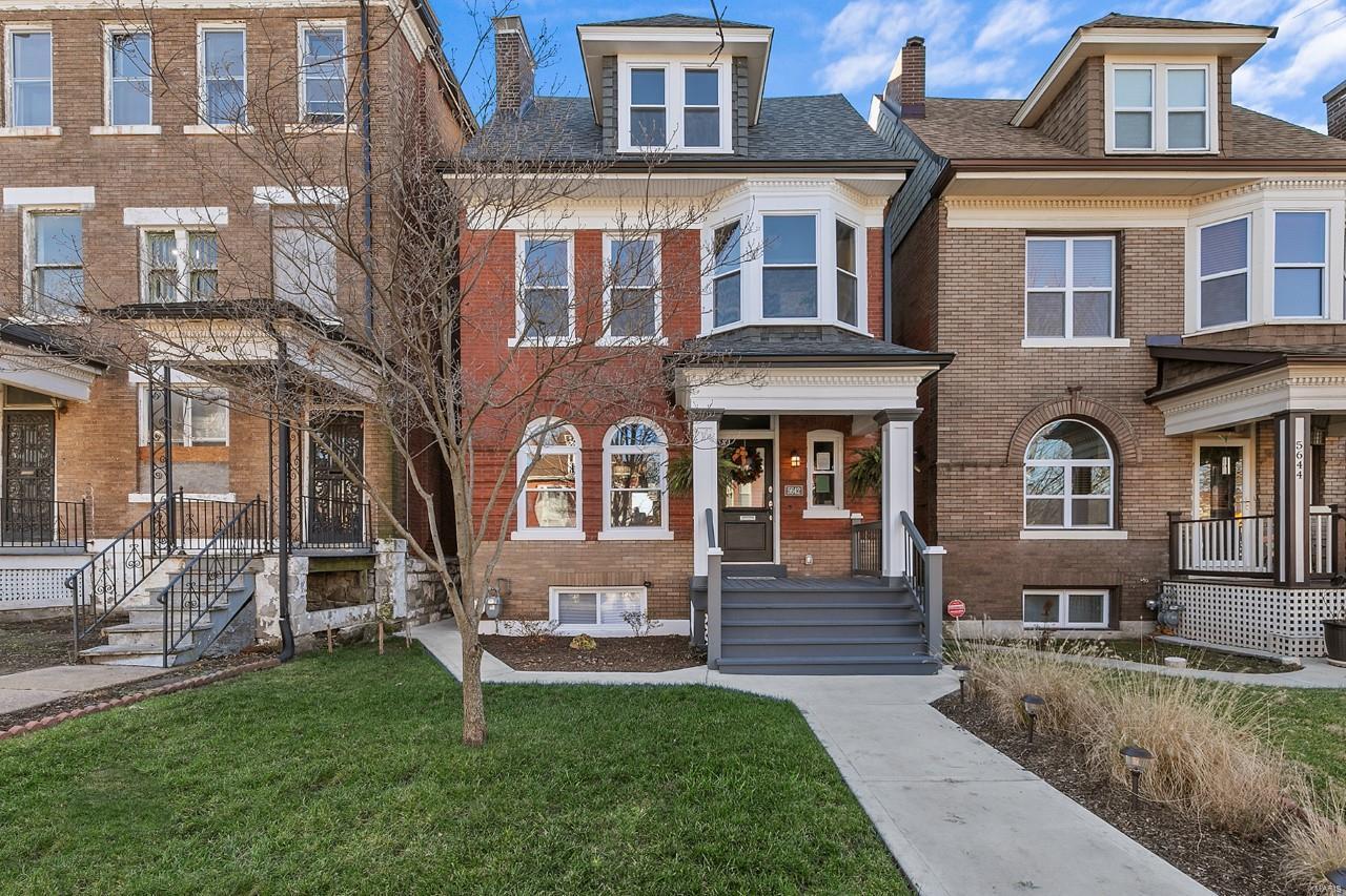 5642 Maple Avenue Property Photo - St Louis, MO real estate listing