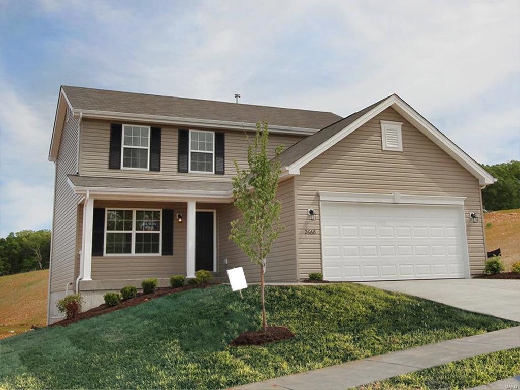 1174 Winding Bluffs Way Property Photo - Fenton, MO real estate listing