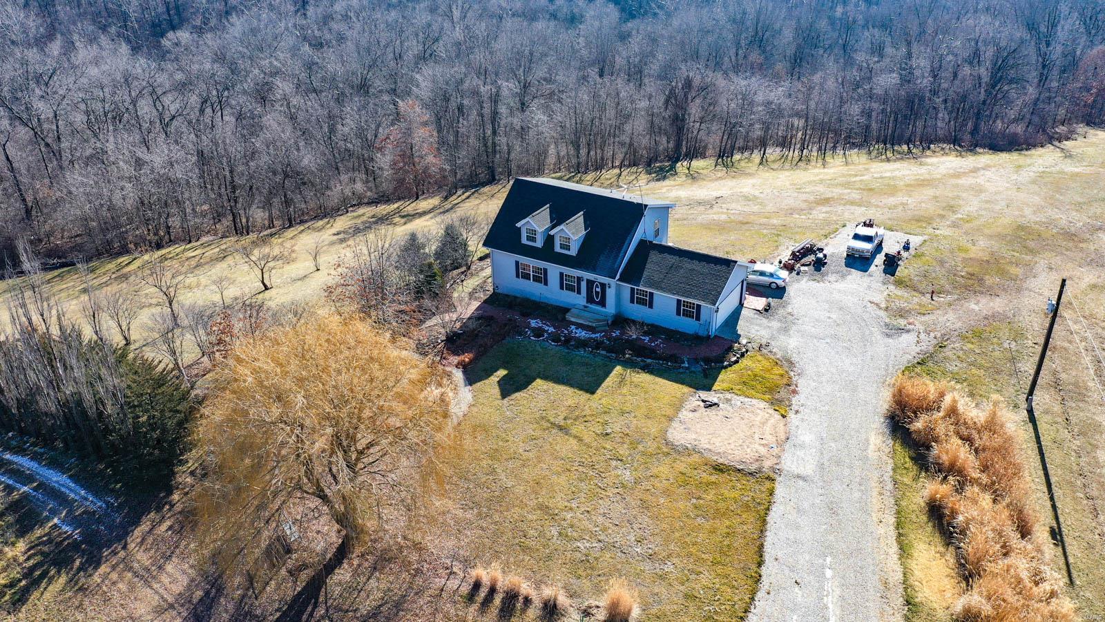 22101 Mowen Lane Property Photo - Fieldon, IL real estate listing