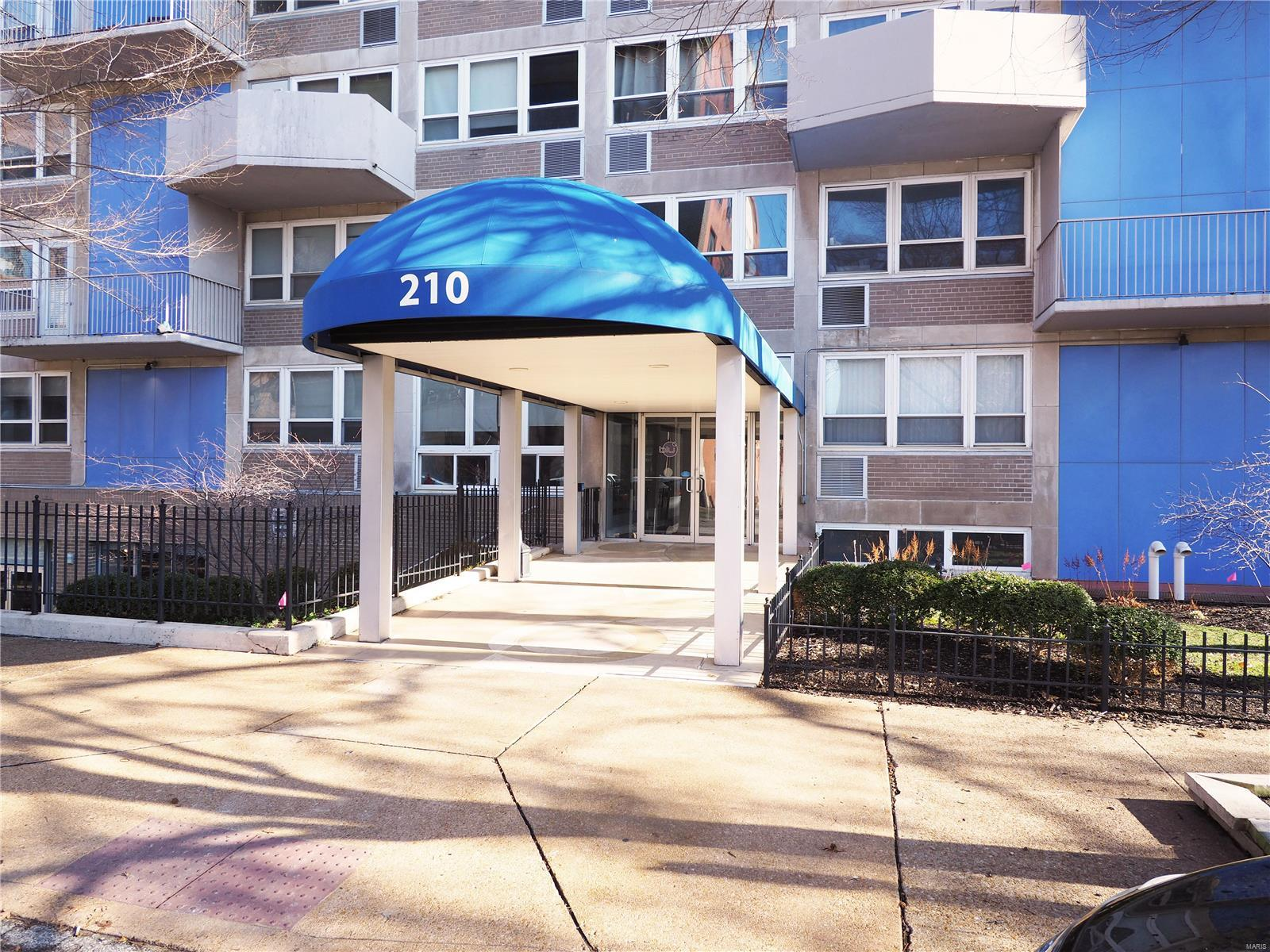 210 N 17th #504 Property Photo - St Louis, MO real estate listing
