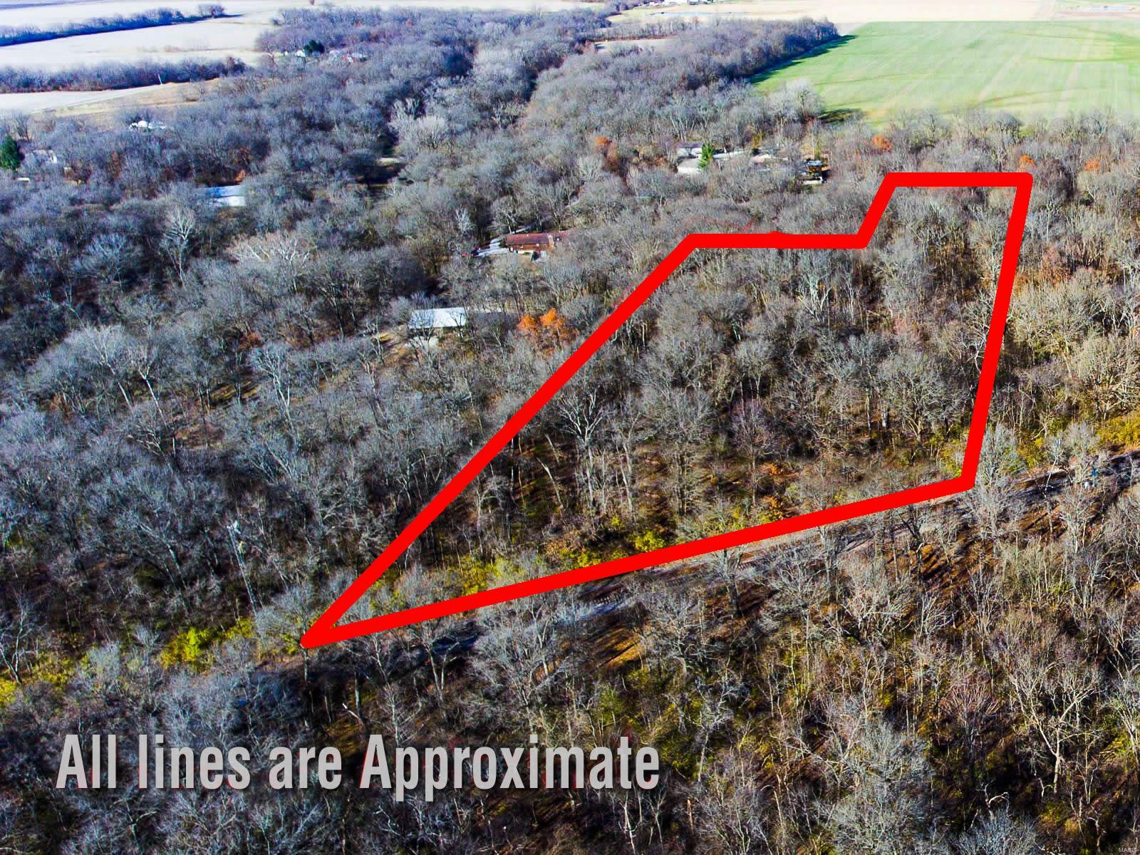 0 Double Arch Road Property Photo - New Douglas, IL real estate listing