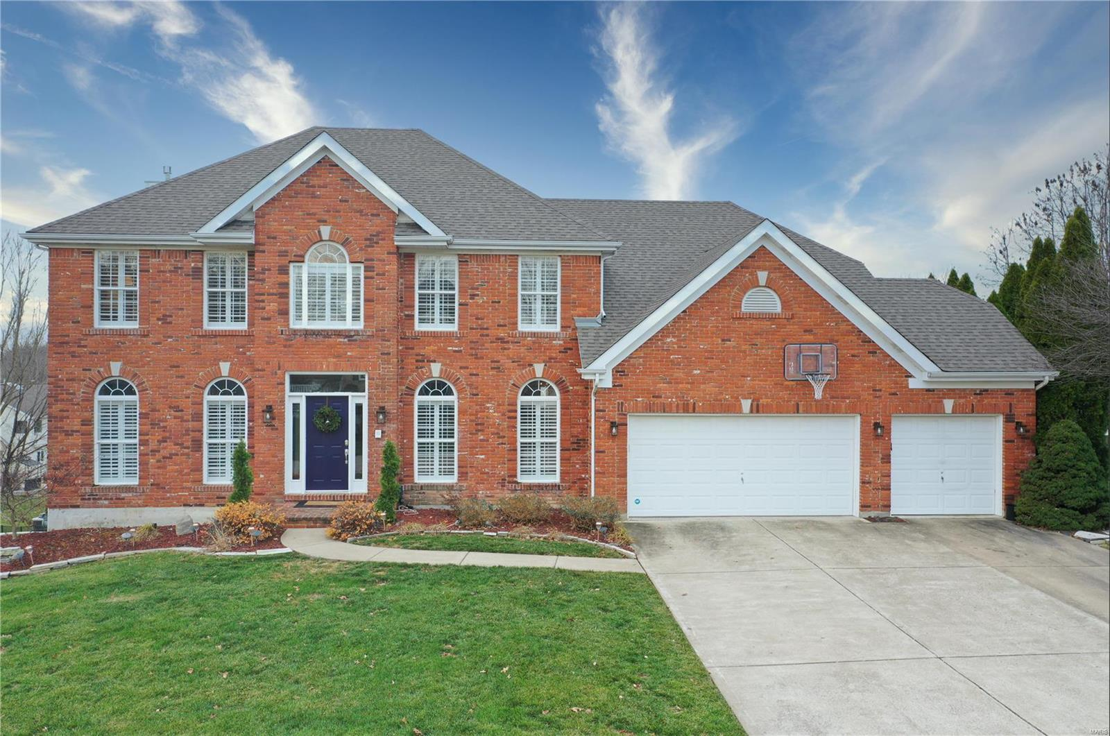2305 Delaware Drive Property Photo - St Charles, MO real estate listing