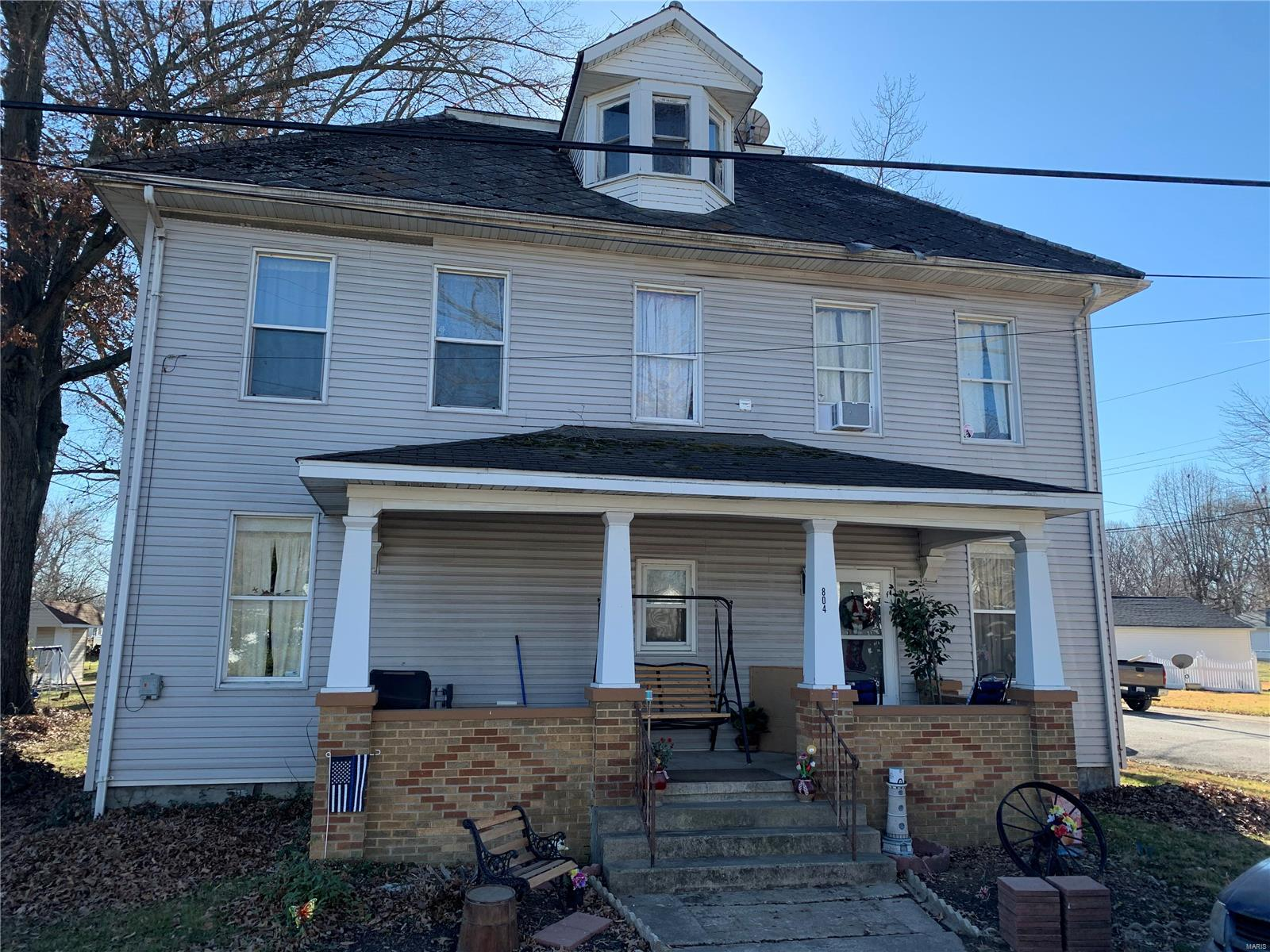 804 Church Property Photo - Germantown, IL real estate listing