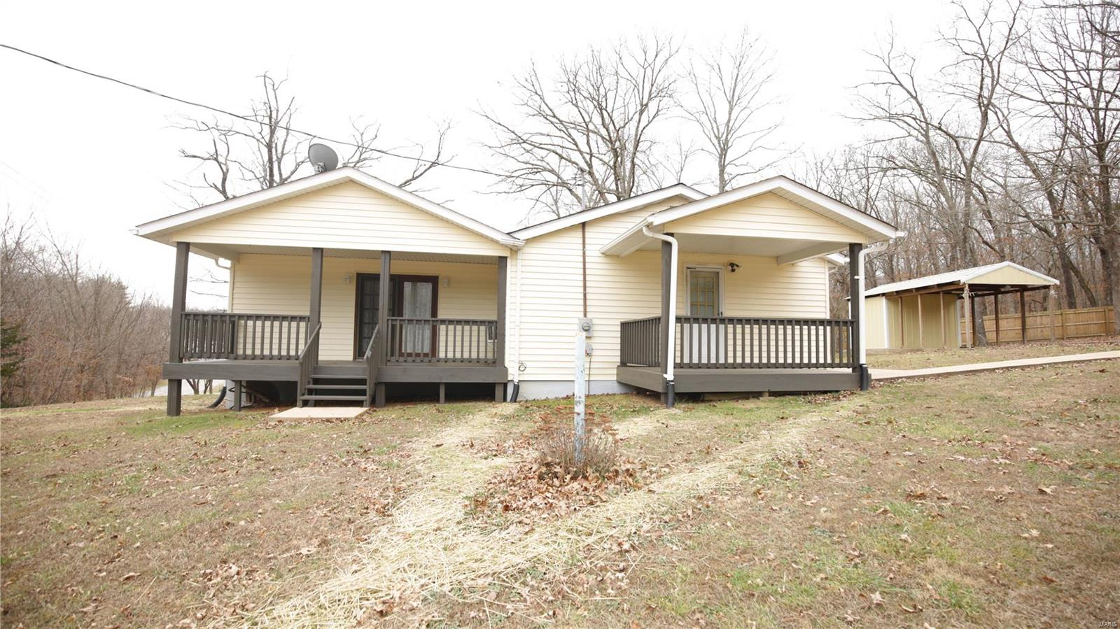 10027 Red Hawk Rd Property Photo - Blackwell, MO real estate listing