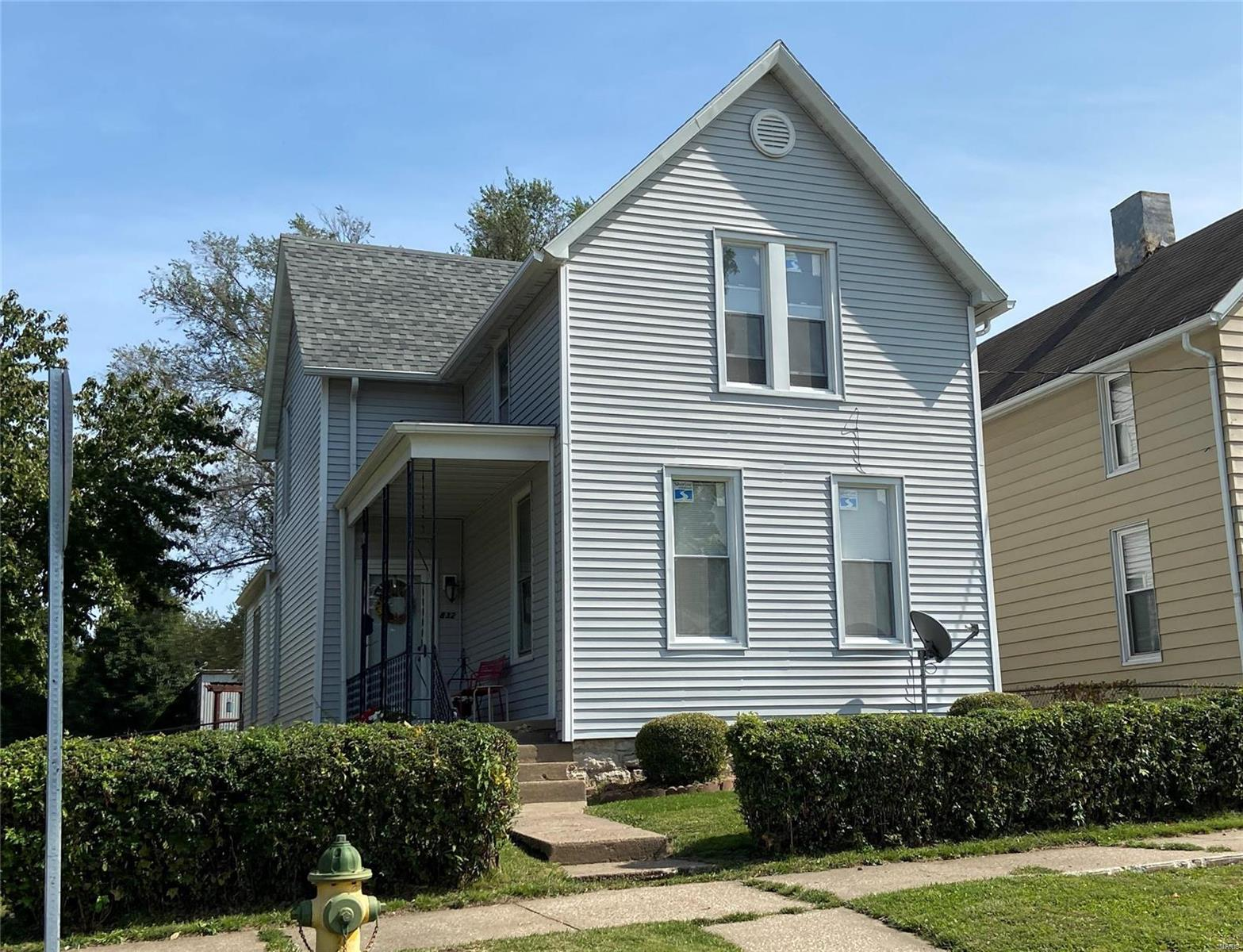 832 N 11th St Property Photo - Quincy, IL real estate listing