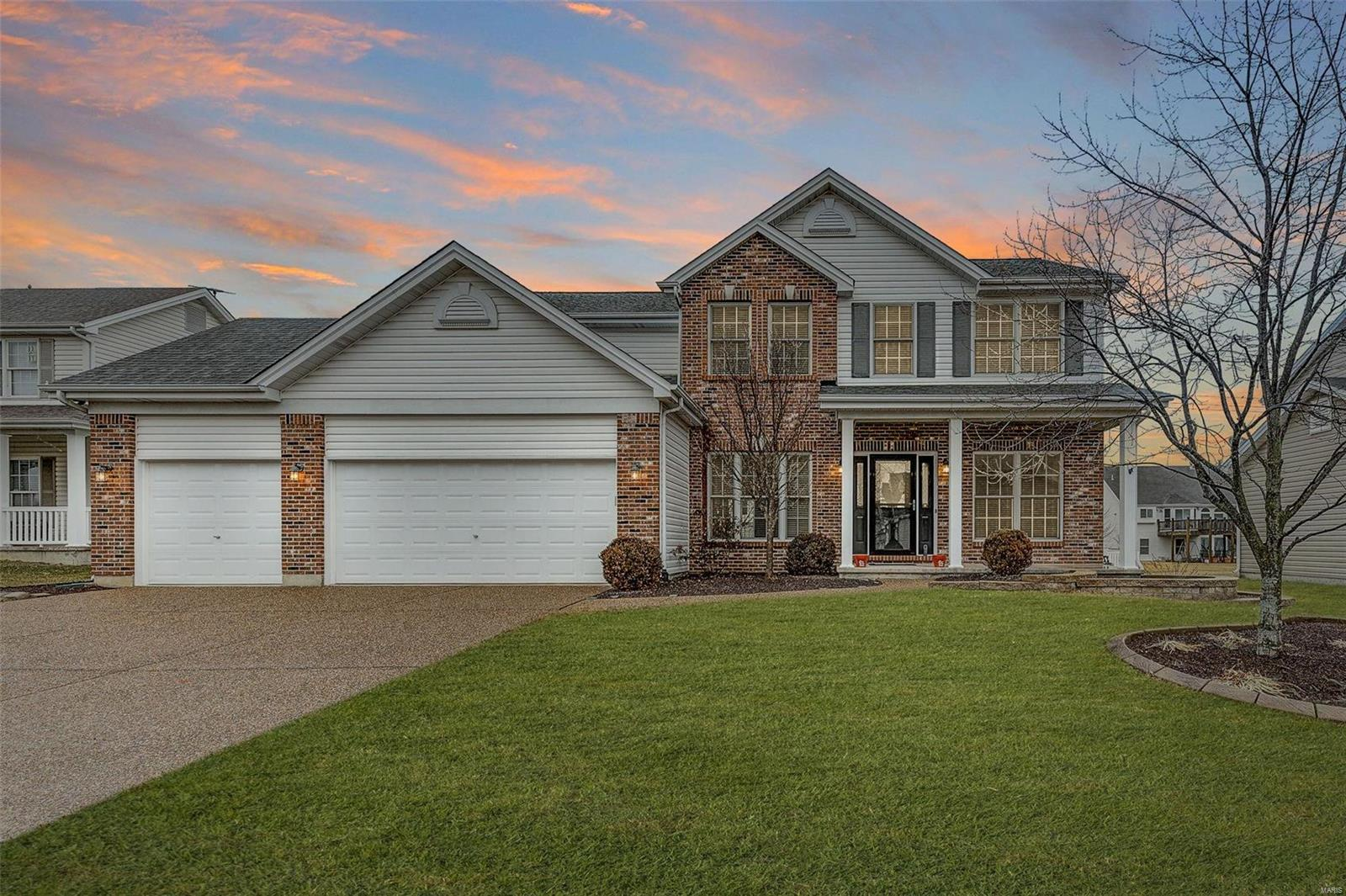 1337 Avondale Spring Property Photo - St Peters, MO real estate listing