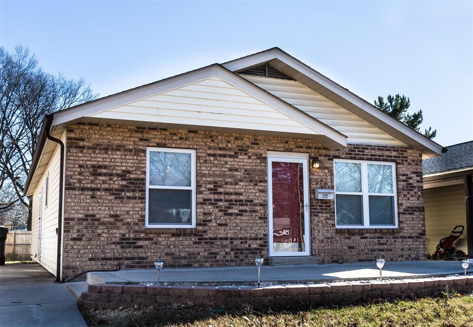 3722 Berger Avenue Property Photo - St Louis, MO real estate listing