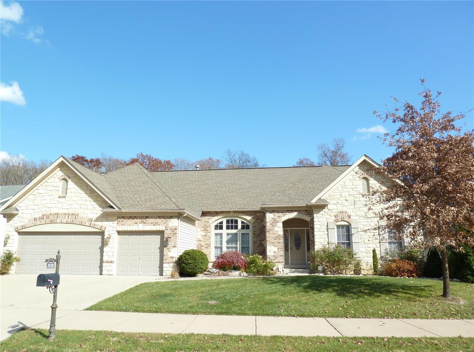 2026 Paul Renaud Boulevard Property Photo - Lake St Louis, MO real estate listing