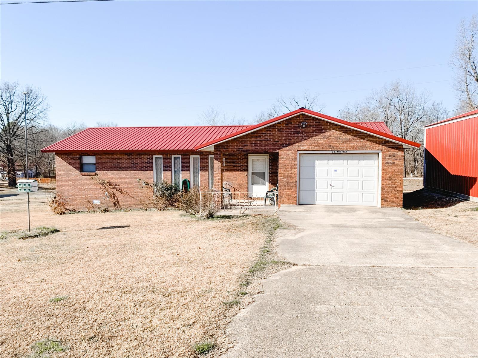 217 Hwy. RA Property Photo - Wappapello, MO real estate listing