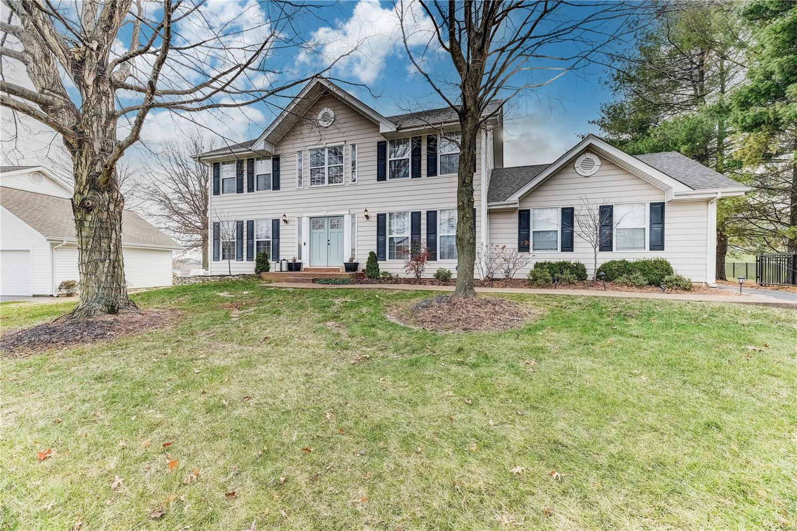 1596 Burnside Lane Property Photo - St Charles, MO real estate listing