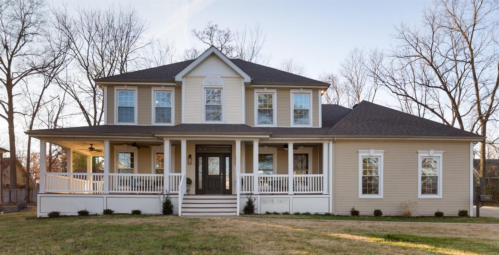 333 Couch Avenue Property Photo - Kirkwood, MO real estate listing