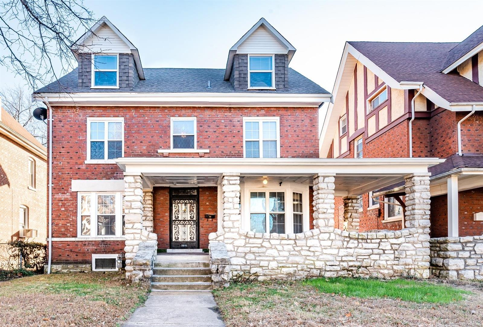 5916 Cates Avenue Property Photo - St Louis, MO real estate listing
