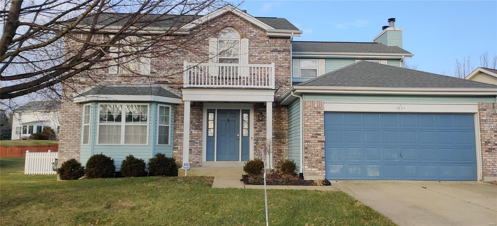 3804 Affirmed Drive Property Photo - Florissant, MO real estate listing