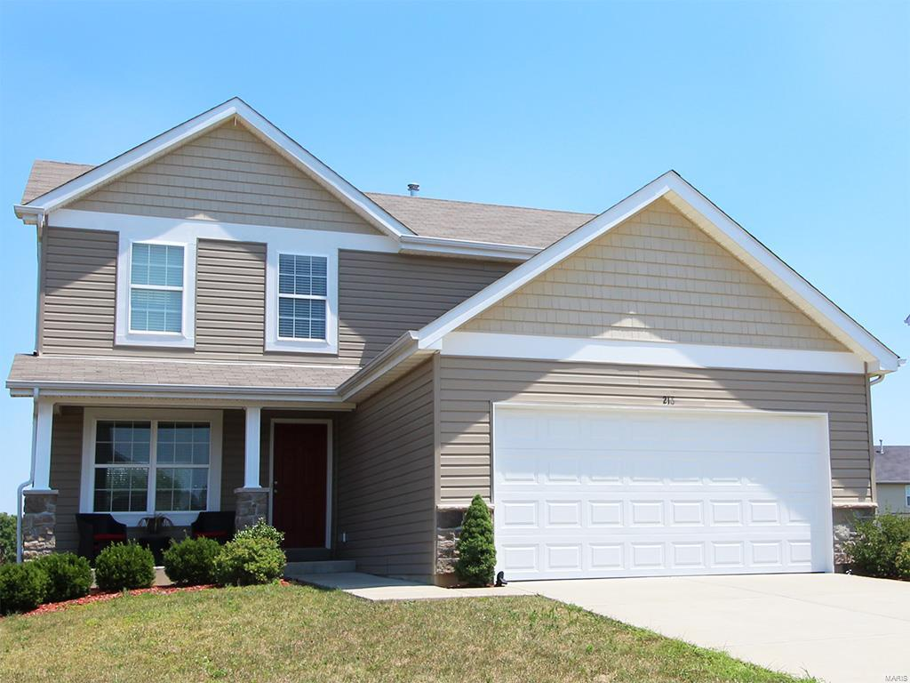 1 @ Berwick at Windswept Farms Drive Property Photo - Eureka, MO real estate listing