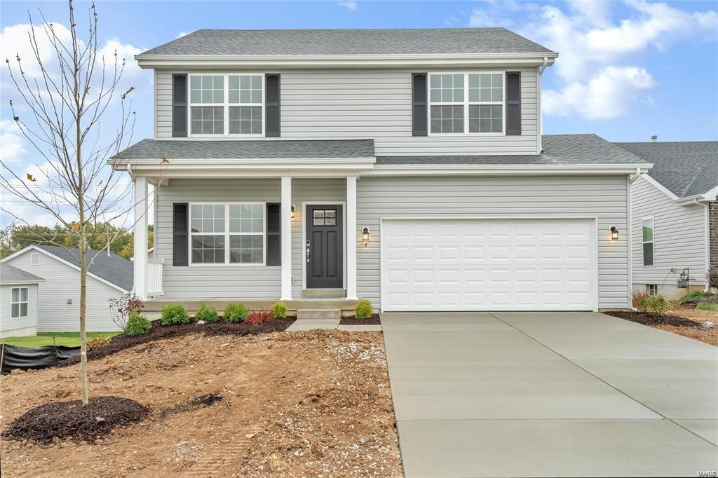 1 @ Sterling at Windswept Farms Drive Property Photo - Eureka, MO real estate listing