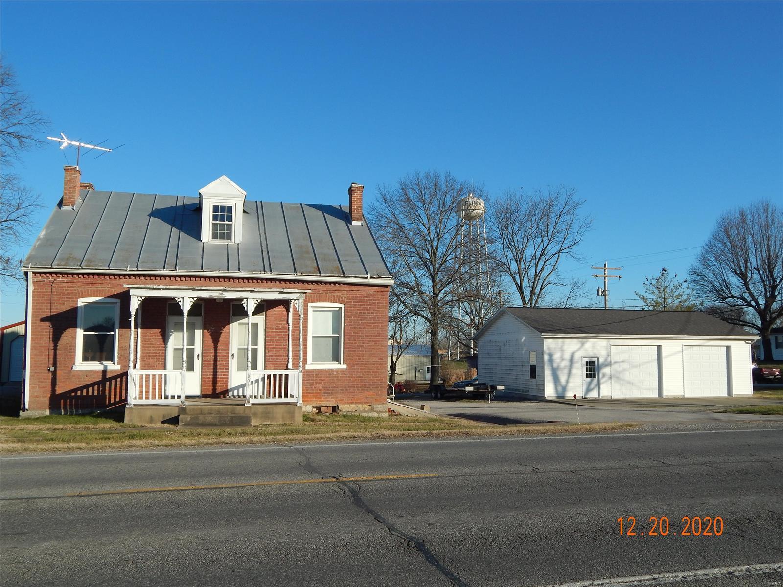 304 Main Street Property Photo - Ruma, IL real estate listing
