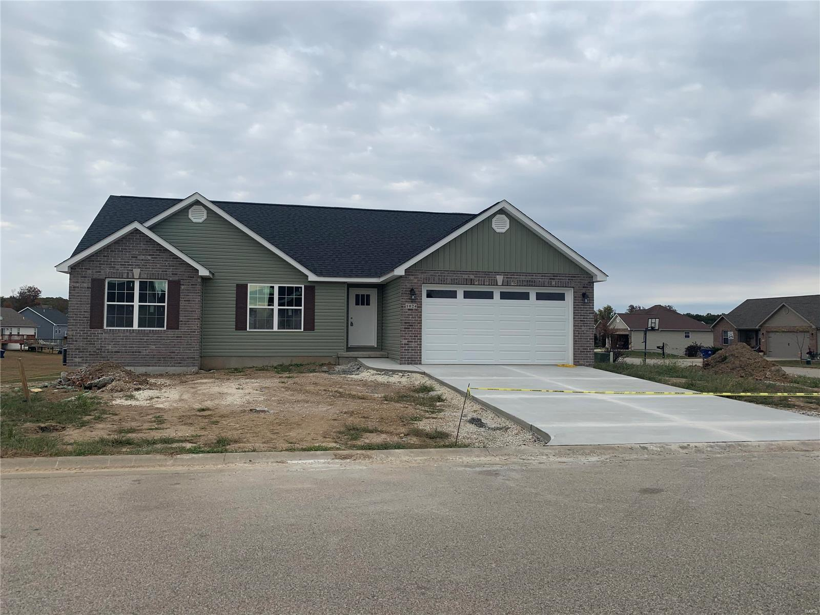 853 Diamond Head Property Photo - Union, MO real estate listing