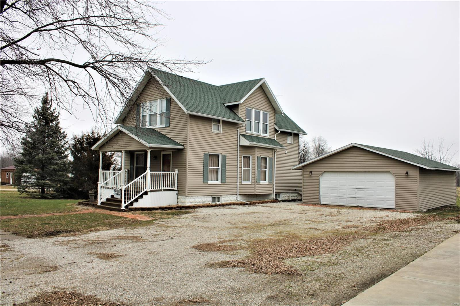 301 S. Cleveland St. Property Photo - Shelbyville, MO real estate listing