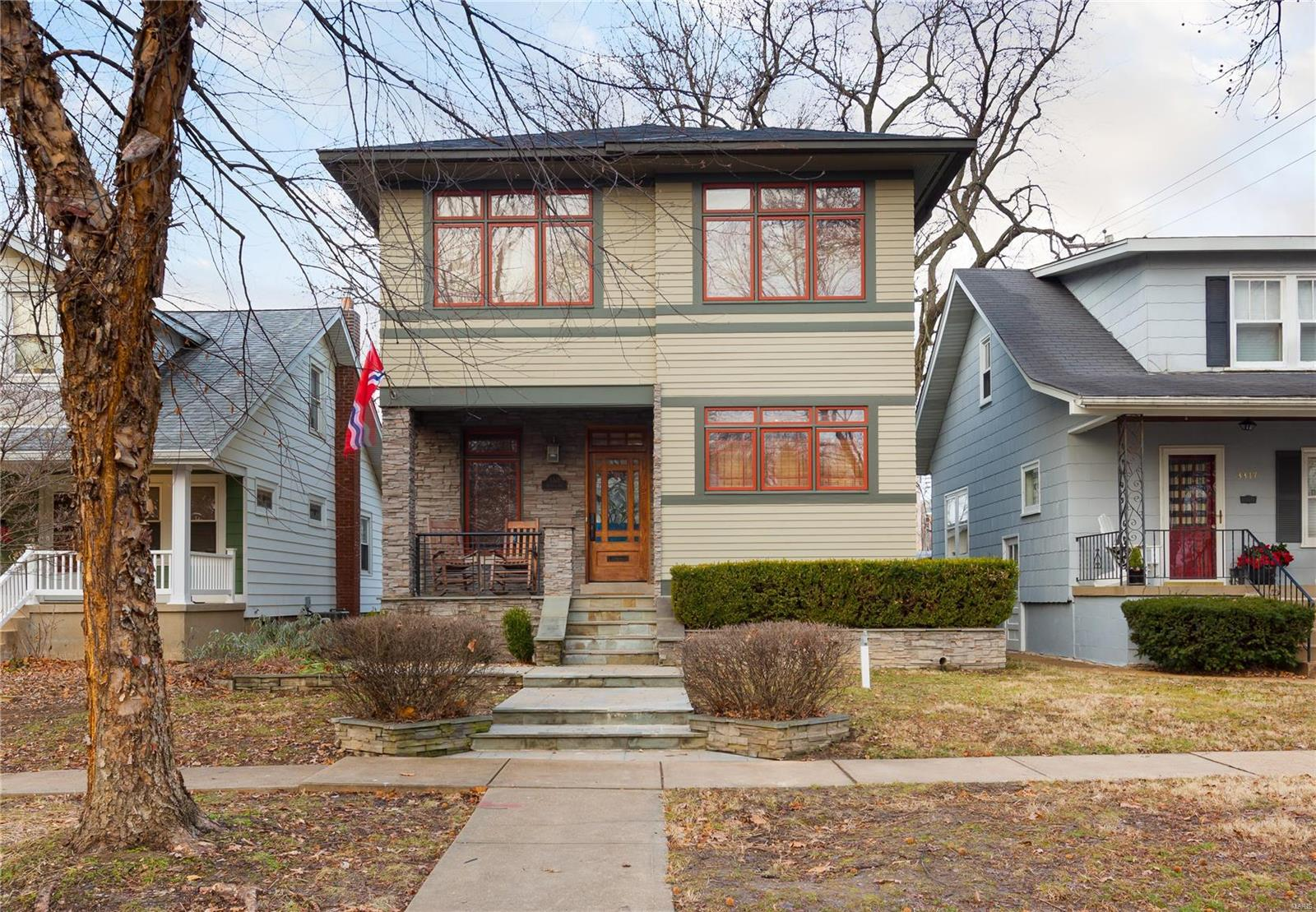 3321 Bendick Avenue Property Photo - St Louis, MO real estate listing