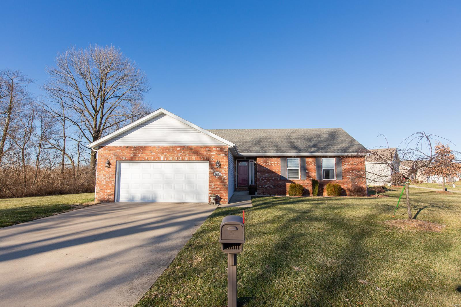9215 Birchwood Property Photo - Fairview Heights, IL real estate listing