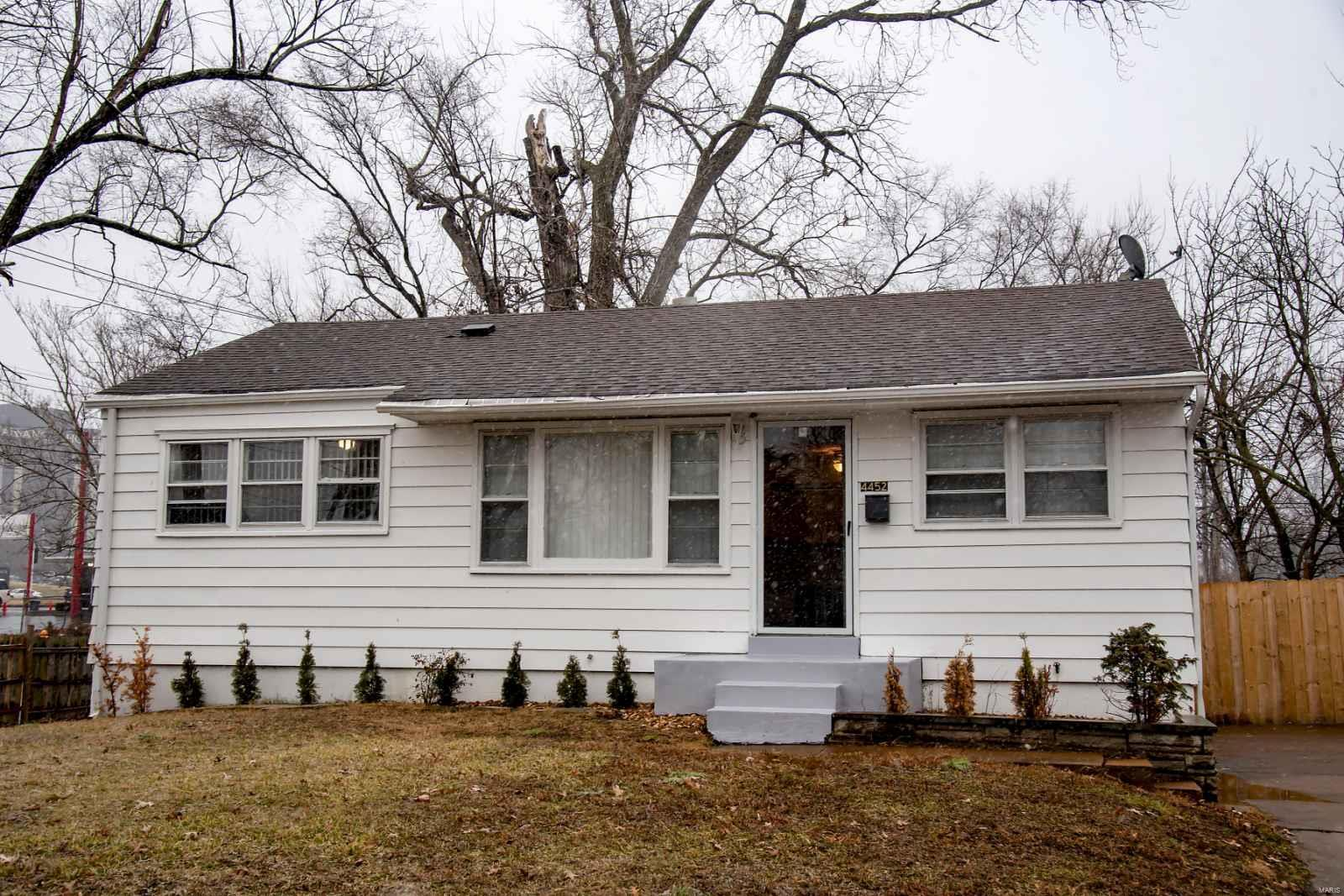 4452 Herbert Avenue Property Photo - St Louis, MO real estate listing