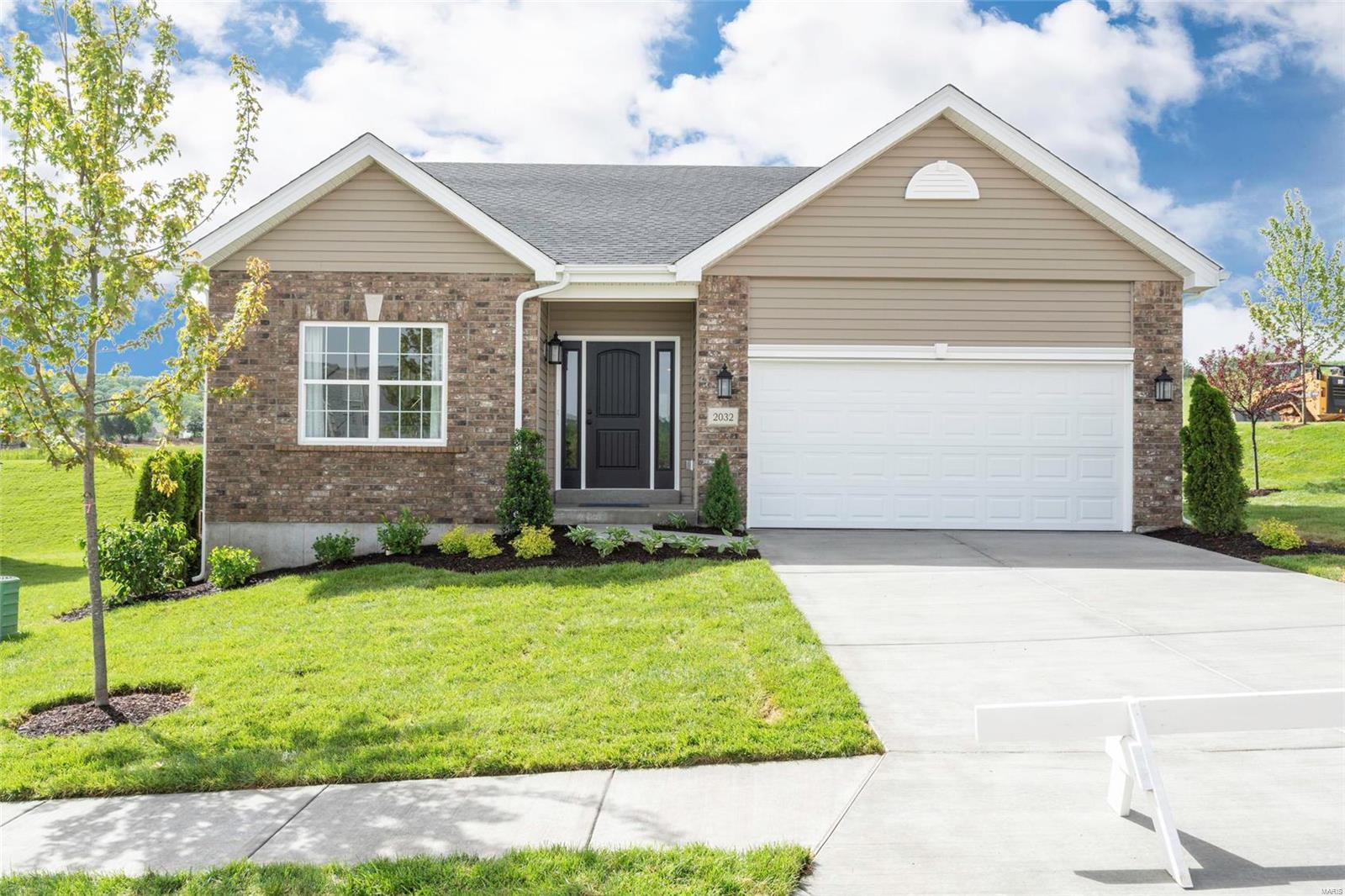 1 @ Aspen II at O'Brien Place Property Photo - Cedar Hill, MO real estate listing