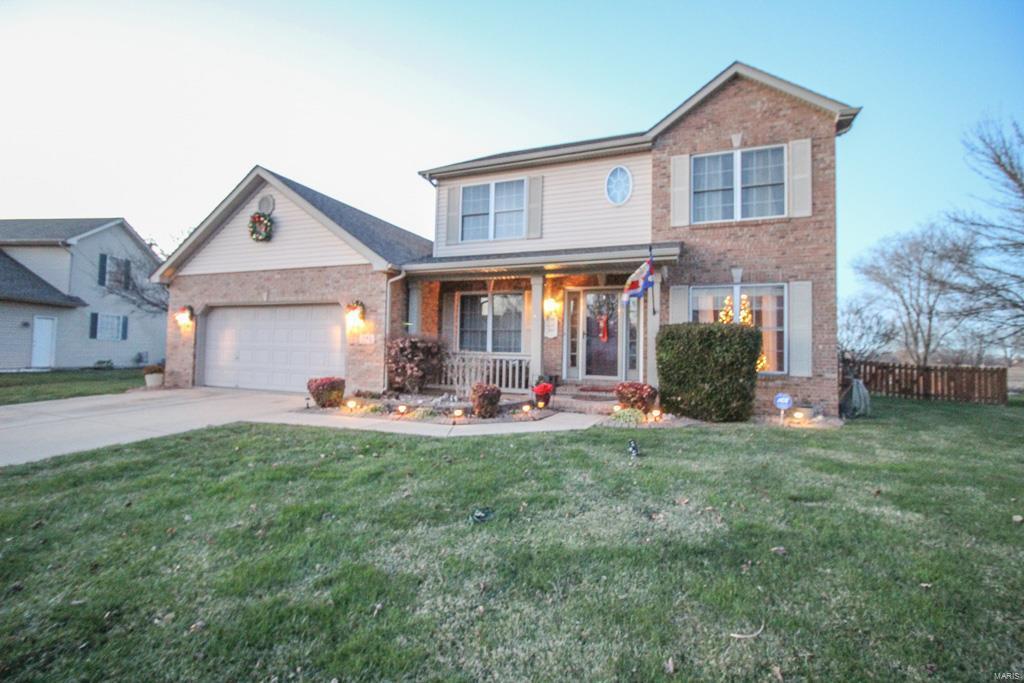 649 Erica Drive Property Photo - Granite City, IL real estate listing