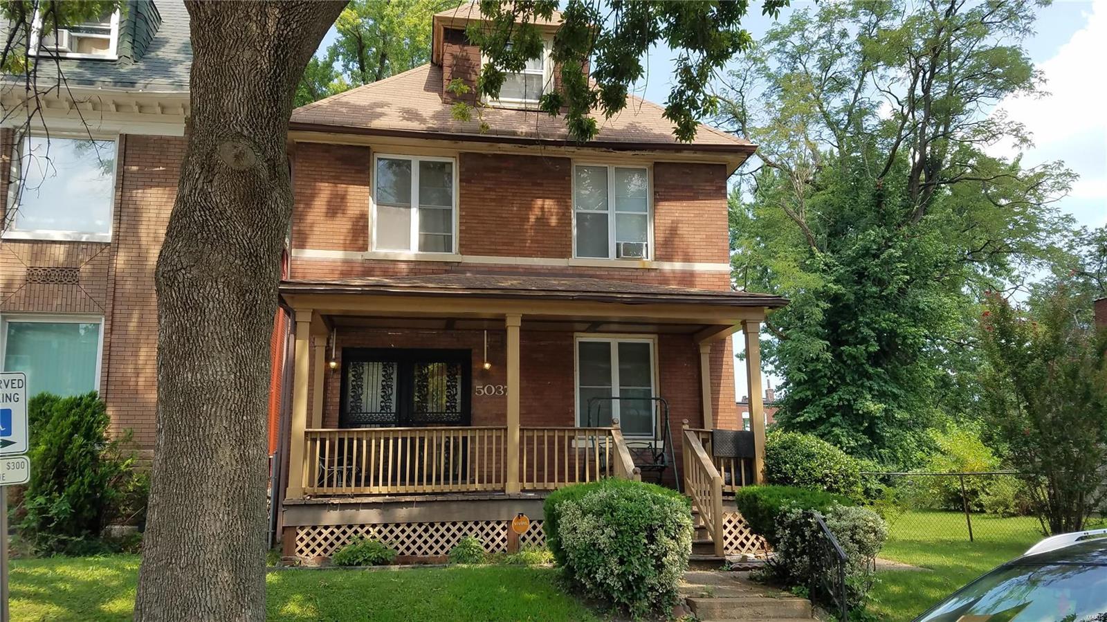 5037 Maple Avenue Property Photo - St Louis, MO real estate listing