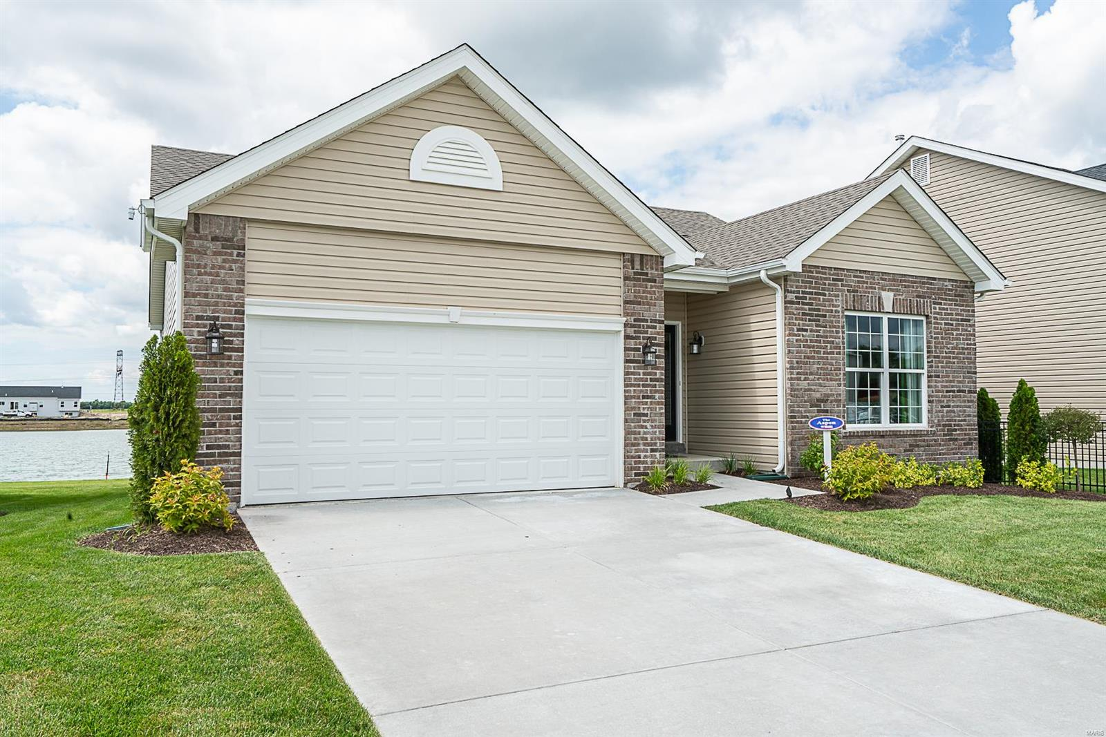 1 @ Aspen at Winding Valley Property Photo - Fenton, MO real estate listing