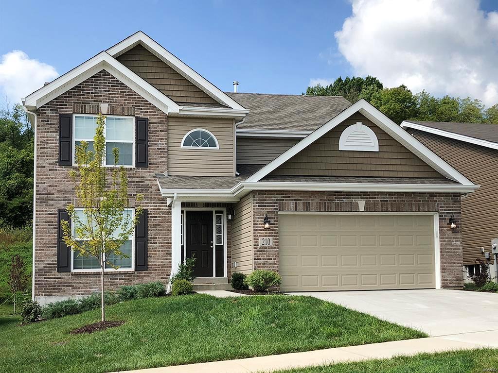 1 @ Royal II at Winding Valley Property Photo - Fenton, MO real estate listing