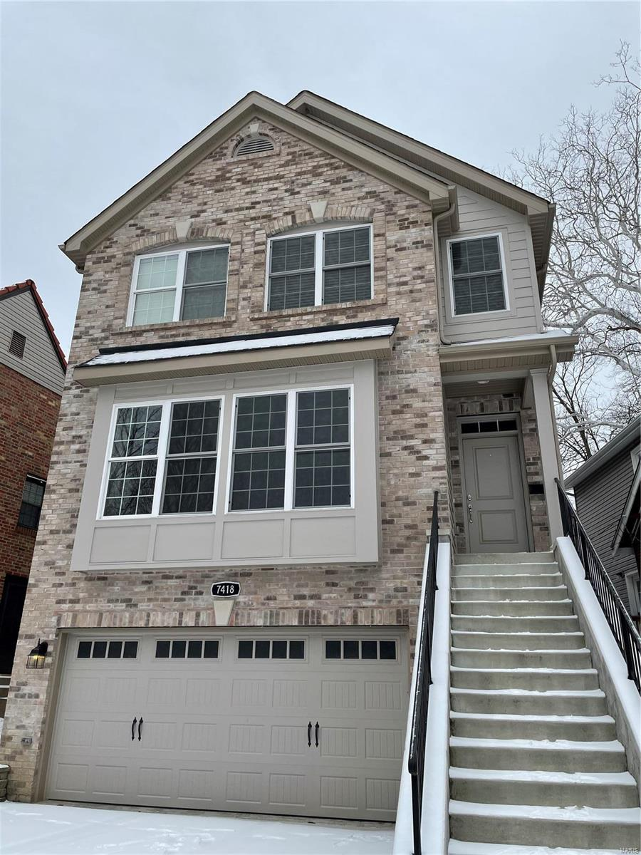 7418 Cornell Avenue Property Photo - St Louis, MO real estate listing
