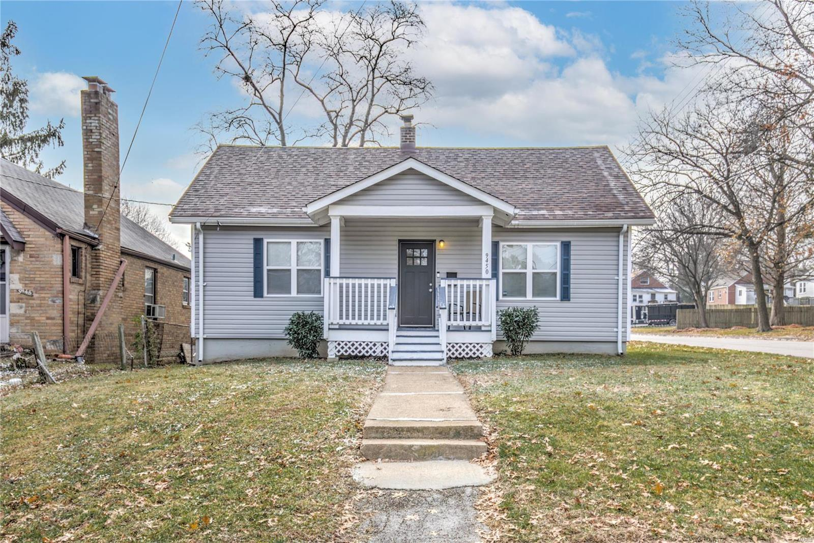 9450 Tennyson Avenue Property Photo - Overland, MO real estate listing