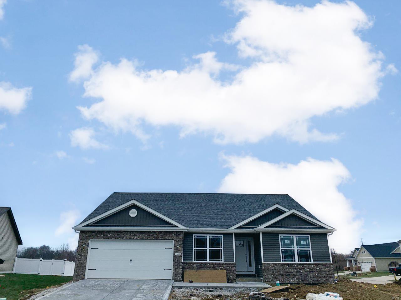 101 George Bush Blvd Property Photo - Troy, IL real estate listing