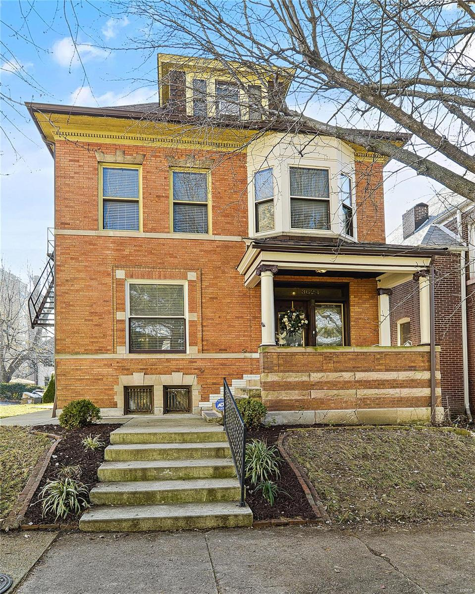 3624 Castleman Avenue Property Photo - St Louis, MO real estate listing