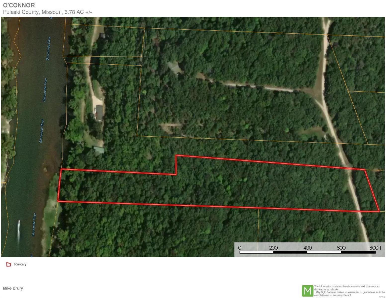 0 Private Road 8541 Property Photo - Newburg, MO real estate listing