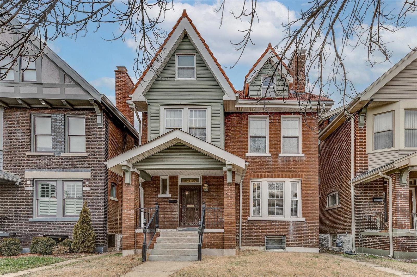 5855 De Giverville Avenue Property Photo - St Louis, MO real estate listing