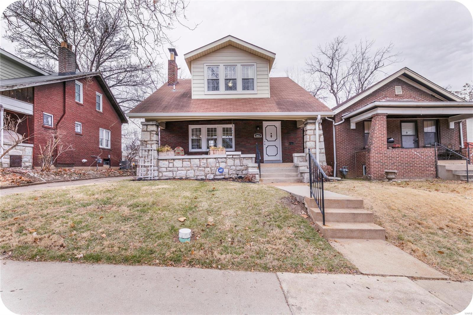 7051 Nashville Avenue Property Photo - St Louis, MO real estate listing