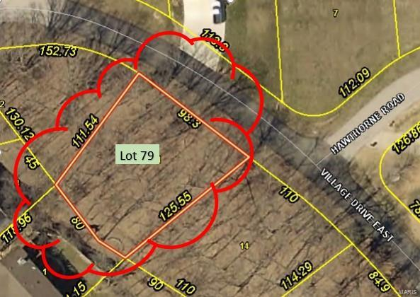 0 Lot 79 Village DR Drive Property Photo - Foristell, MO real estate listing