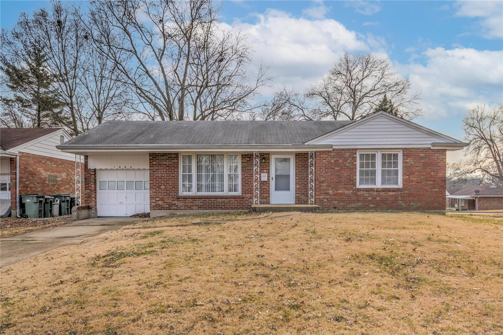 1082 Fontaine Place Property Photo - St Louis, MO real estate listing