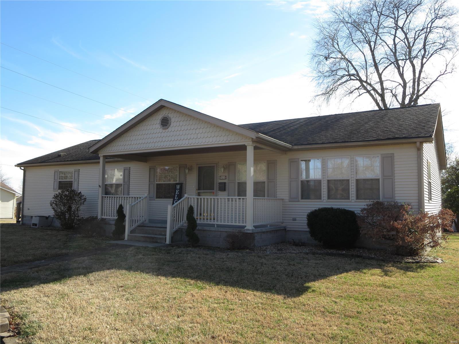 503 E 15th Street Property Photo - Johnston City, IL real estate listing