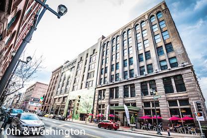 1015 Washington Avenue #408 Property Photo - St Louis, MO real estate listing