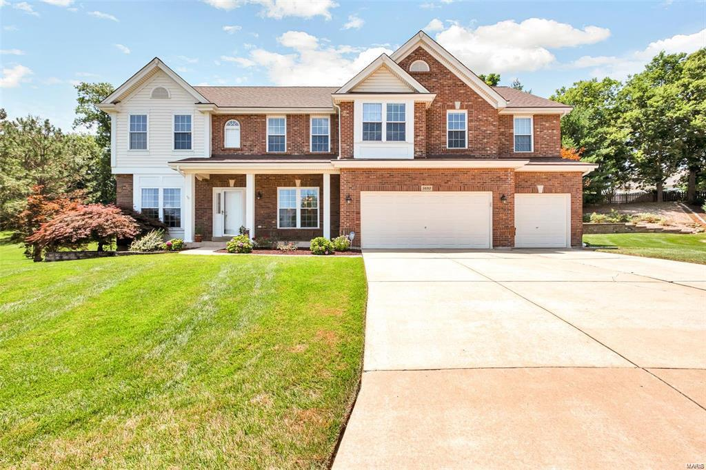 5693 Wrenwyck Place Property Photo - Weldon Spring, MO real estate listing