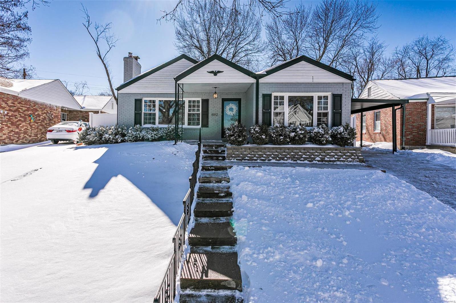 8812 Washington Avenue Property Photo - University City, MO real estate listing