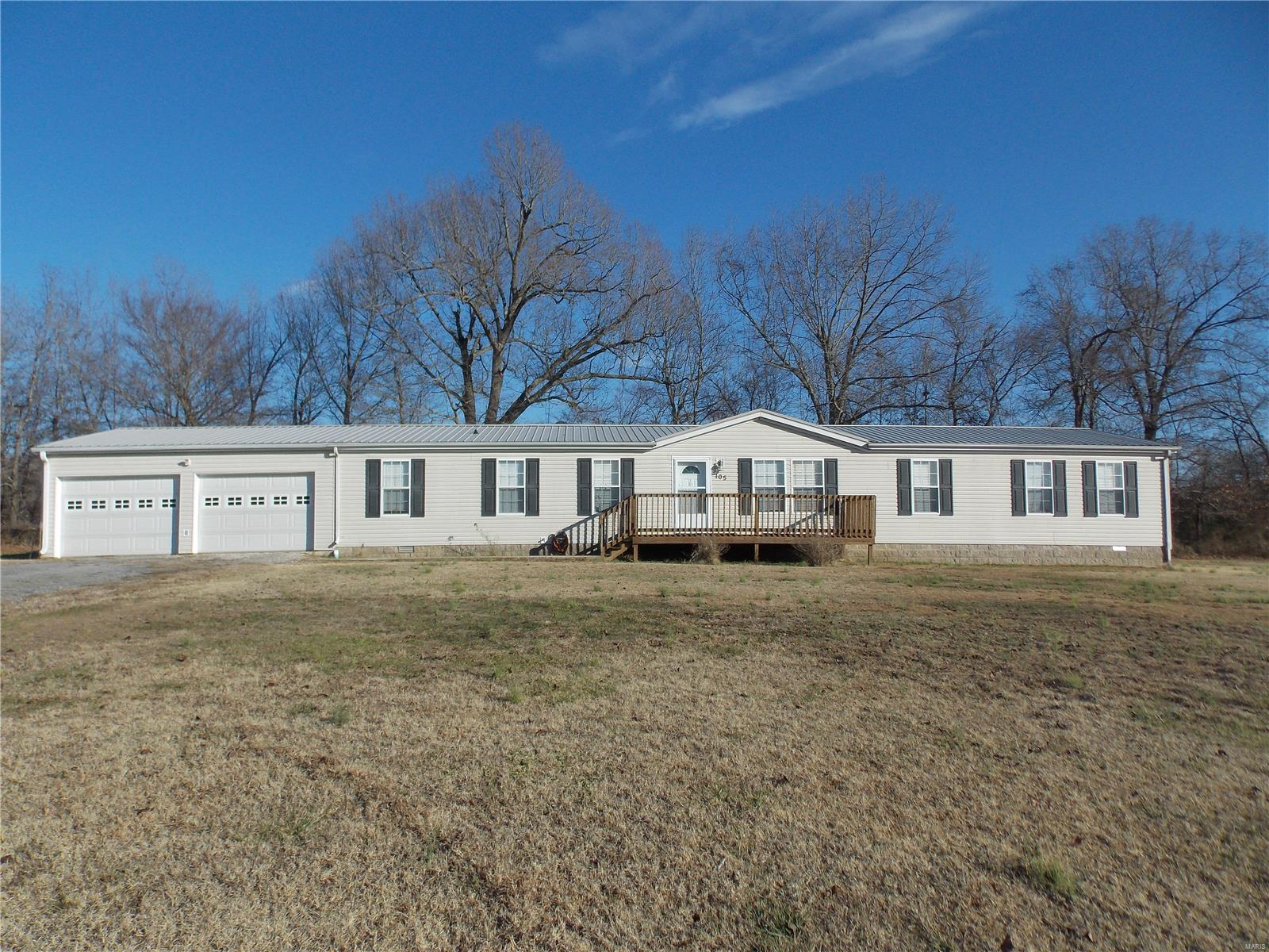 105 Meadow Lake Drive Property Photo - Harviell, MO real estate listing