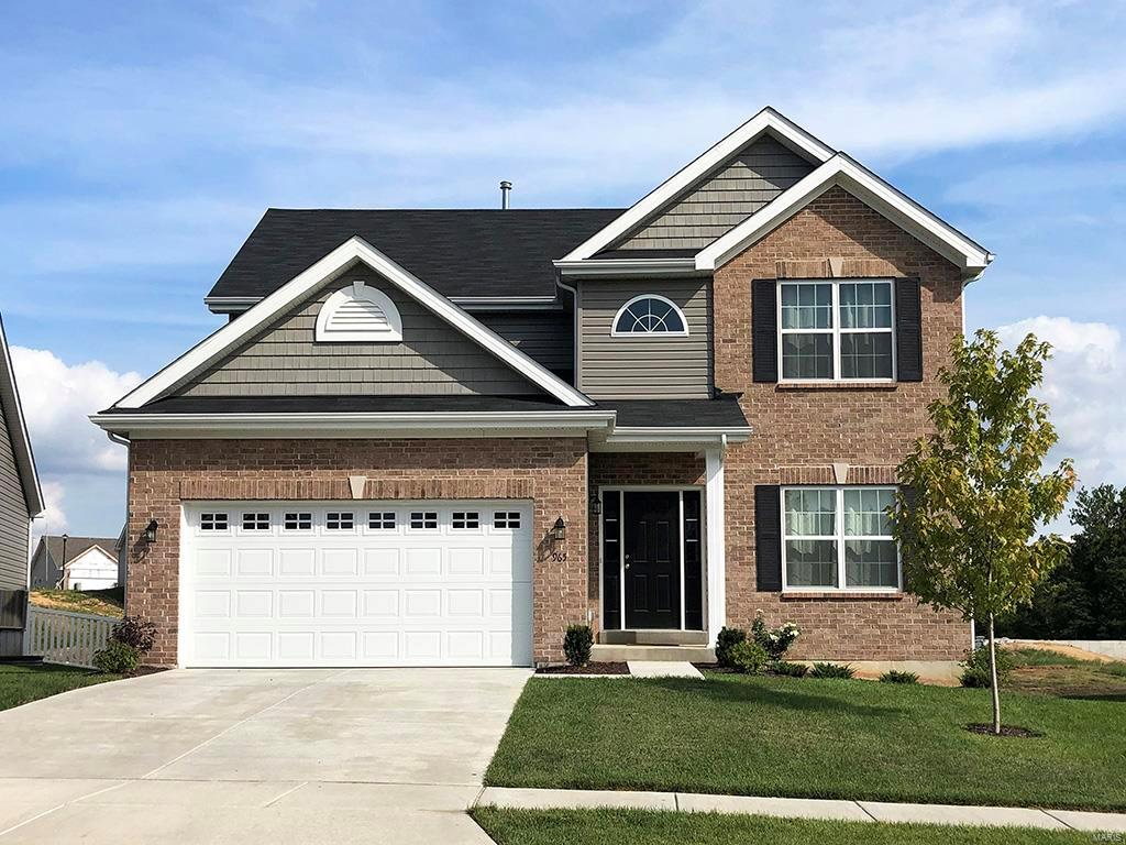 1 Royal II @ Arbors at Stonegate Property Photo - Affton, MO real estate listing