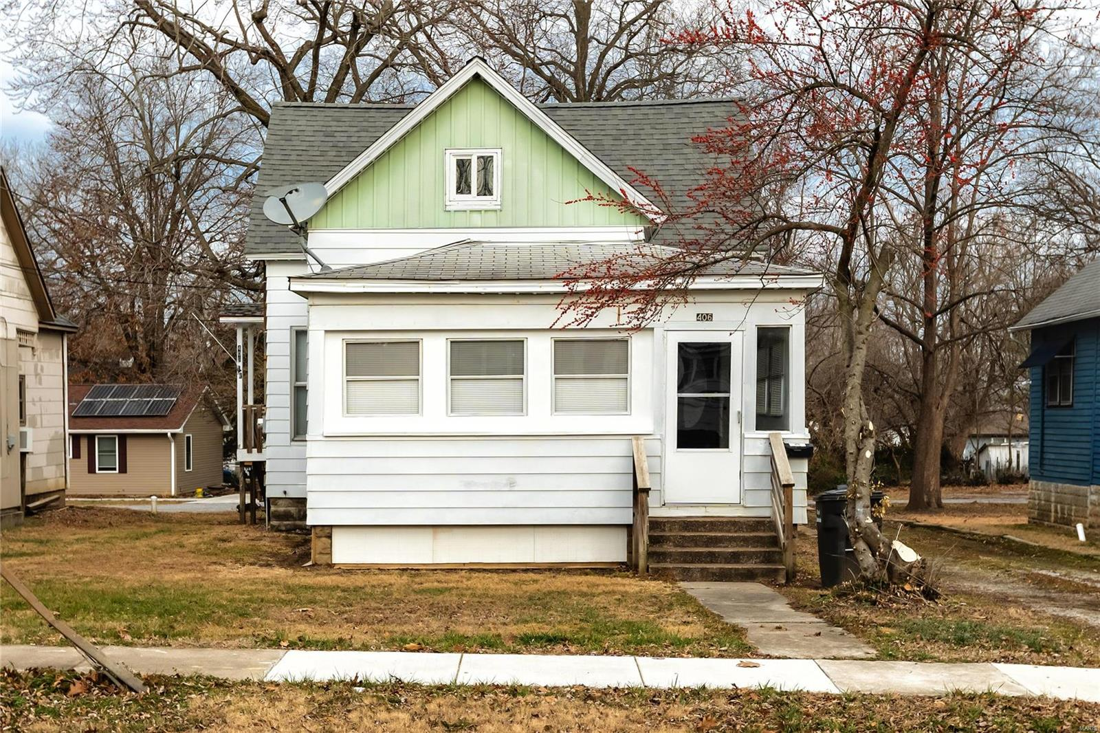 406 W Sycamore Street Property Photo - Carbondale, IL real estate listing