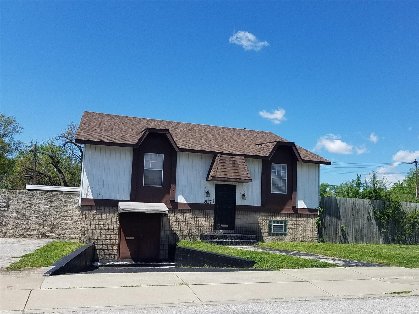 817 N 40th Street Property Photo - East St Louis, IL real estate listing